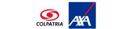 Logo de AXA Colpatria